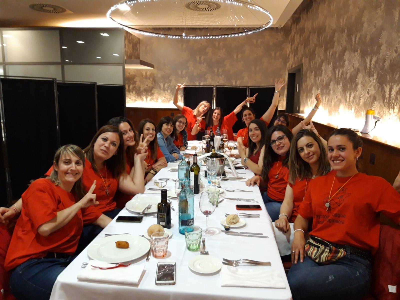 Tappersex en Sitges para despedida de solteras