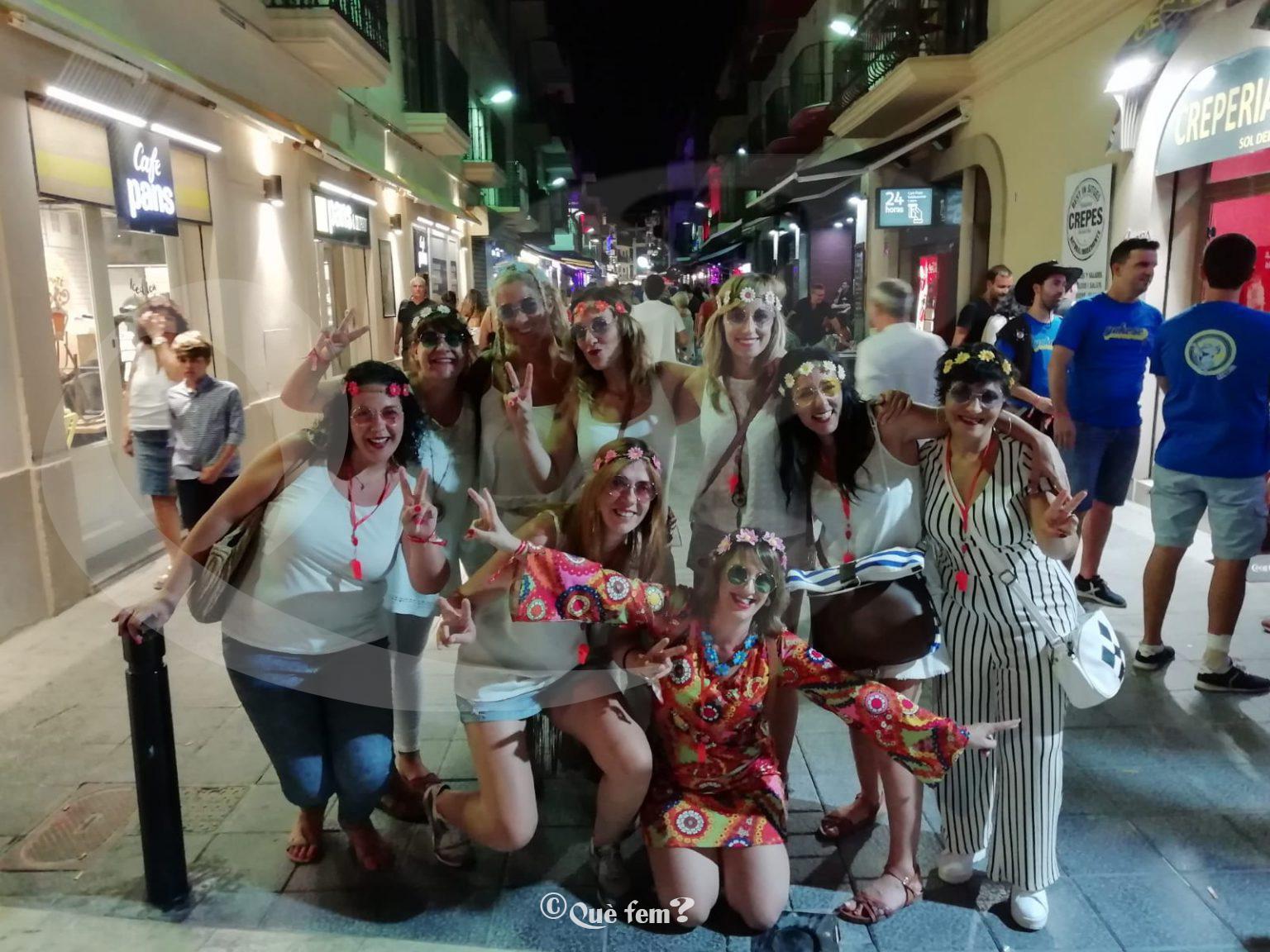 Despedidas de solteras en Sitges