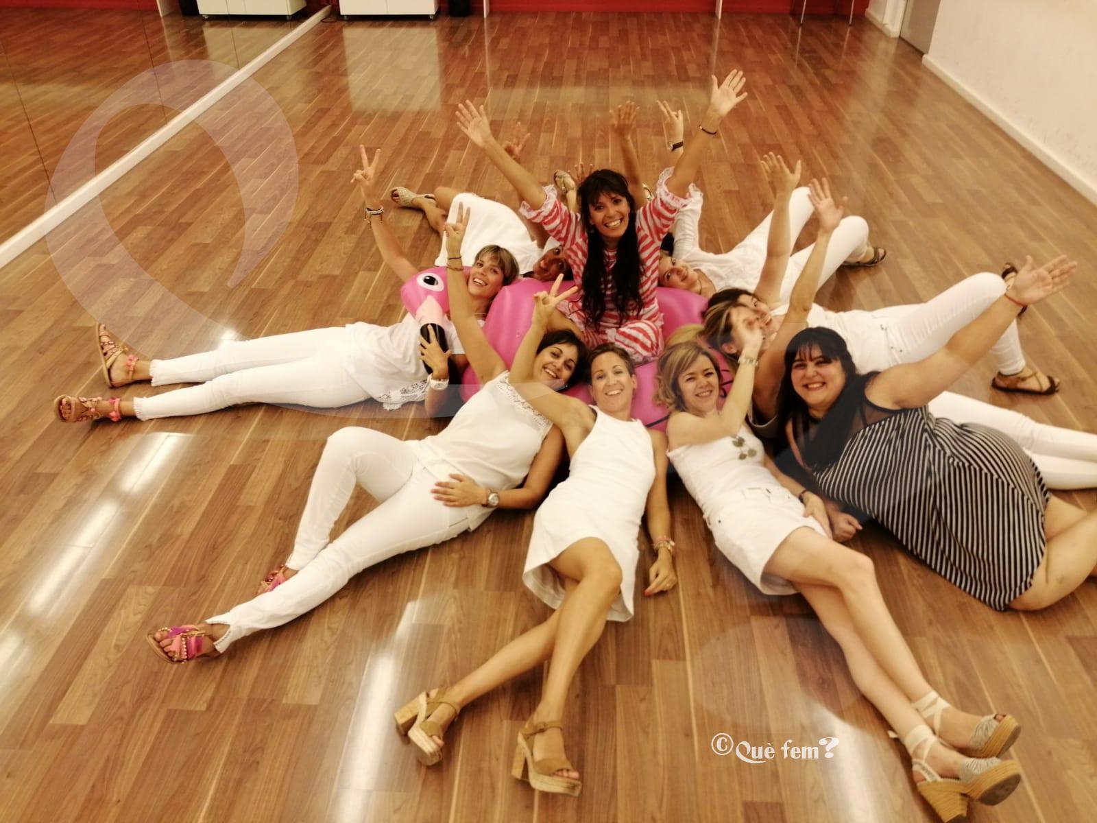 Talleres de Salsa para despedidas de soltera en Barcelona