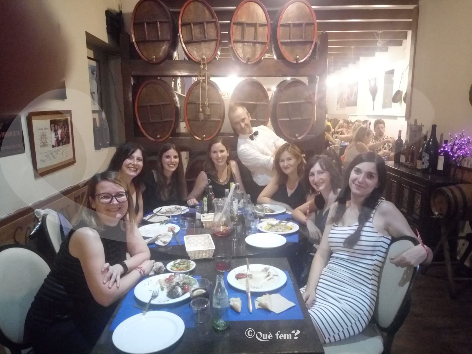 Despedida de soltera con risoterapia Barcelona