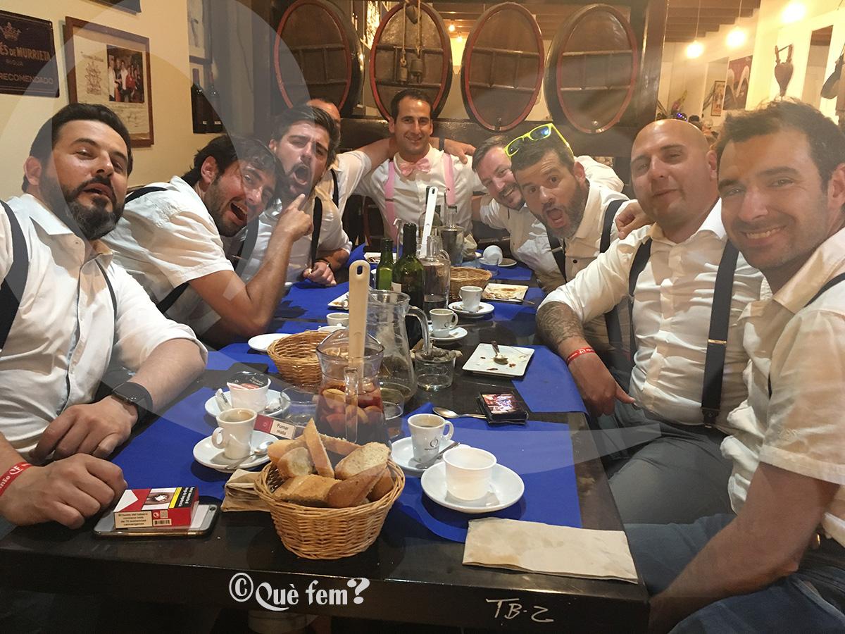 Despedida de soltero Lleida
