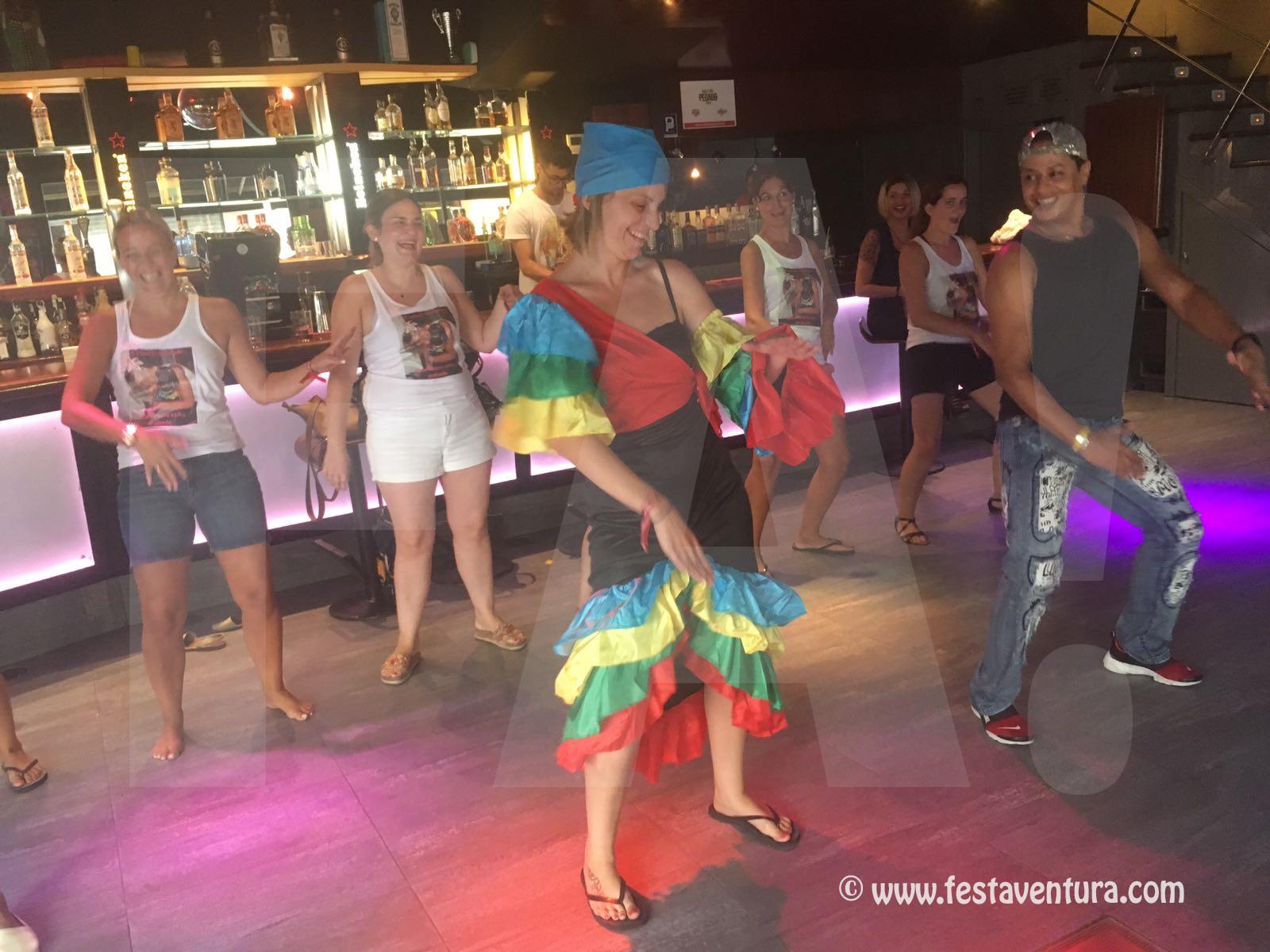 Taller de Baile en Sitges