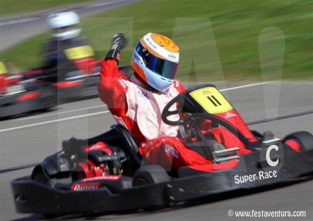 Karting Inddor para despedidas