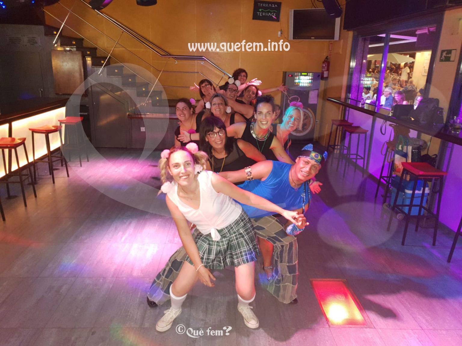 Taller de Baile en Sitges para despedidas de soltera