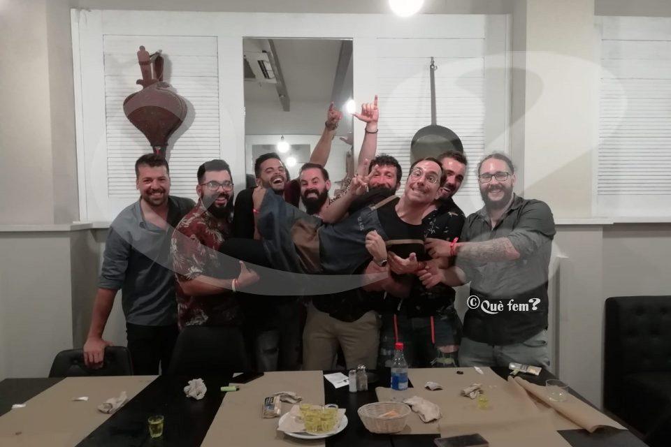 Despedida de soltero Barcelona con camarero Falso