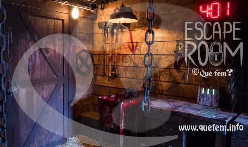 Escape Room Despedidas de soltero y soltera